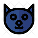 Halloween Cat Pet Icon