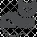 Animal Pet Animal Pussy Icon
