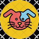 Cat Cartoon Face Icon