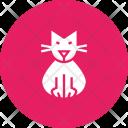 Cat Kitty Halloween Icon