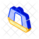 Carrying Case Cat Icon