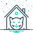 Cat Cattery Icon