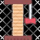 Cat Column Icon