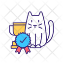 Cat Competition Winner Icon