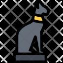 Cat Culture Civilization Icon