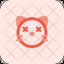 Cat Death Icon