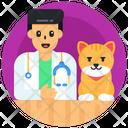 Vet Doctor Animal Doctor Cat Doctor Icon