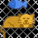 Cat Dream Food Icon