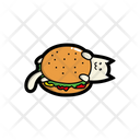 Cat Animal Vector Icon