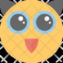 Cat Smiley Emoticon Icon