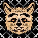 Felis Catus Face Cat Face Cat Mascot Icon