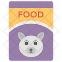 Cat Food Pet Food Feeding Icon