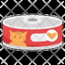 Cat Food Icon