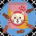 Cat Food Fish Icon