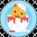 Cat Egg Cat Hatch Egg Egg Hatching Icon
