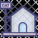 Cat House Icon