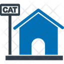 Cat House Cat Home Cat Icon