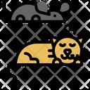 Mouse Dream Sleep Icon