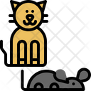 Mouse Pussycat Domestic Icon