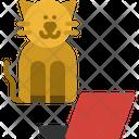 Cat Look Icon
