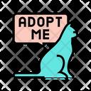 Cat Talk Adopt Icon