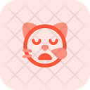 Cat Snoring Icon