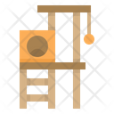 Cat Tower Icon