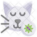 Cat Virus Icon