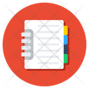 Catalog Directory Jotter Icon
