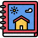 Catalog Building Architecture Icon