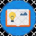 Catalogue Knowledge Idea Concept Icon