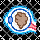 Cataract Eyes Icon