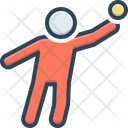 Catch Hold Grip Icon