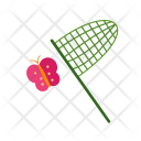 Catch butterfly Icon