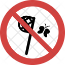 No Catch Butterfly Icon