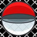 Open Pokeball Catch Icon