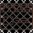 Category File Folder Icon