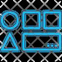 Category Menu Catalog Icon