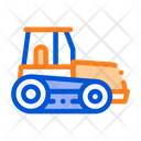 Caterpillar tractor Icon