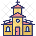 Cathedral Chapel Church Icon