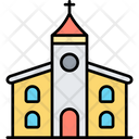 Cathedral Church Temple Icon