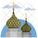 Cathedral Kremlin Architecture Icon