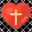 Catholic Papist Religion Icon