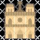 Cattedrale Notre Dame Icon