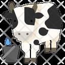 Cattle Cow Farm Icon