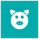 Cattle Calf Cow Icon