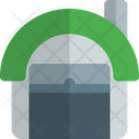 Cattle Shed Open Icon