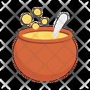 Cauldron Witchcraft Halloween Icon