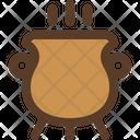 Cauldron Pot Cook Icon