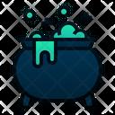 Cauldron Pot Poison Icon